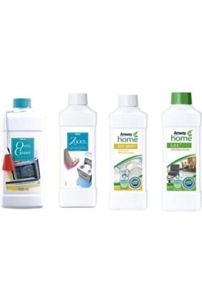 L.o.c , Zoom , Fırın Jeli Ve Bulaşık Deterjanı Sıvı