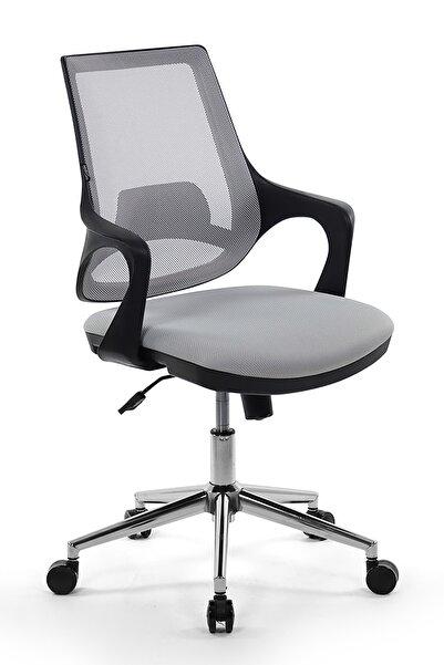 Skagen Metal Ayaklı Çalışma Koltuğu Ofis Sandalyesi