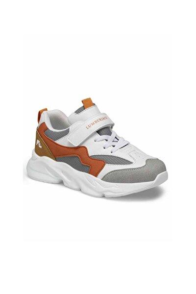 RACE 1FX Beyaz Erkek Çocuk Koşu Ayakkabısı 100786358