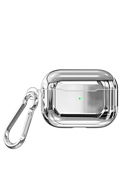 Apple Airpods Pro Nesil Uyumlu Parlak Pc Kulaklık Kapak Kılıf