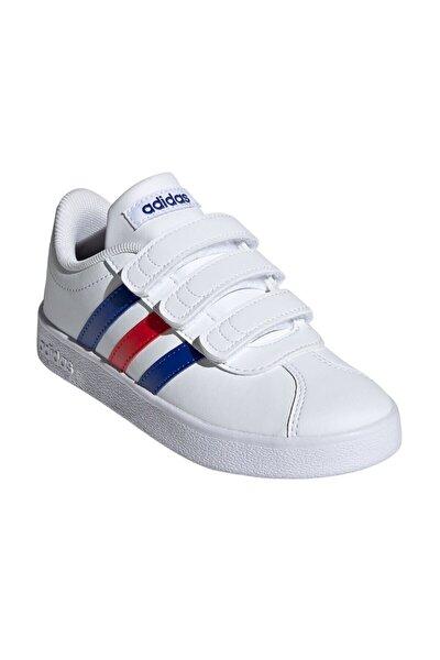VL COURT 2.0 CMF C Beyaz Erkek Çocuk Sneaker Ayakkabı 101085039