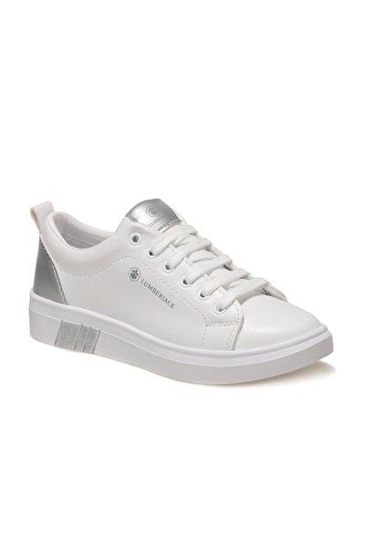 TINA 1FX Beyaz Kadın Havuz Taban Sneaker 101013035
