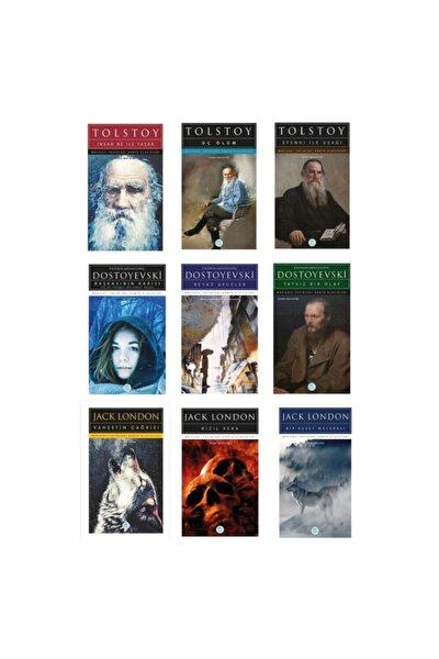 Dünya Klasikleri Seti 9 Kitap (560 Sayfa) - Maviçatı Yayınları