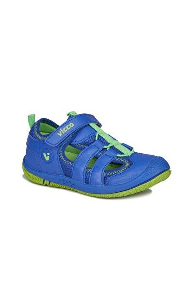 Sunny Erkek Bebe Saks Mavi Spor Ayakkabı
