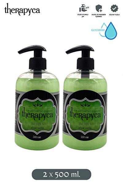 Aloe Vera 2'li Set Sıvı Sabun 2 X 500ml
