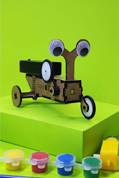 Kendin Yap Taktuk Robot Eğitici Set