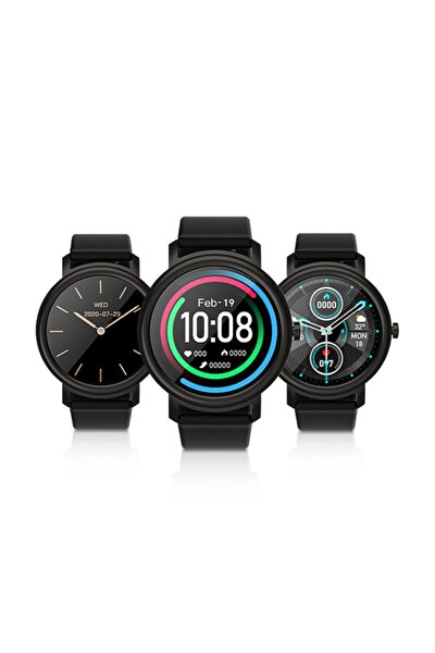 Airswatch Akıllı Saat - Siyah
