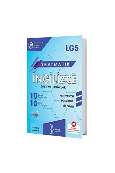 Yayınları 2021 Lgs Testmatik Ingilizce Deneme Sınavları