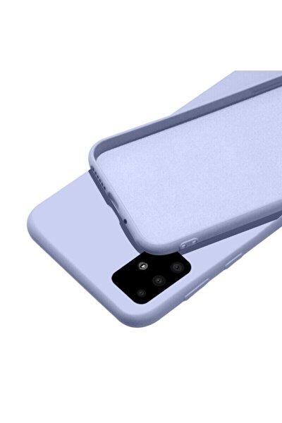 Samsung A51 Içi Kadife Lansman Silikon Kılıf