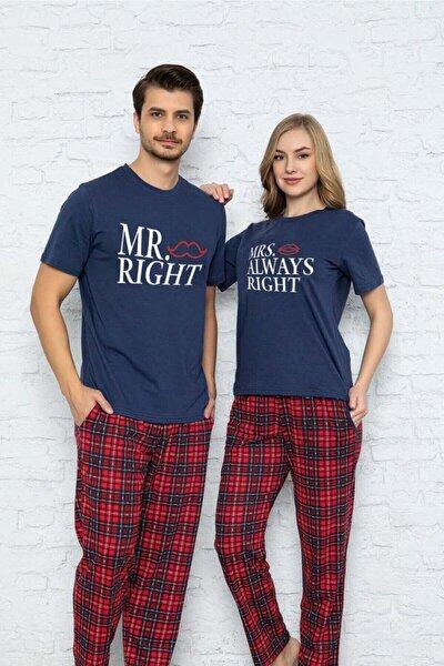 Sevgili Kombini Pijama Takımı