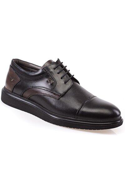 Erkek Hakiki Deri, Yüksek Taban, Hafif, Klasik Ayakkabı