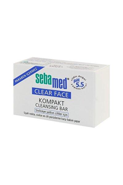 Clear Face Kompakt Sivilceye Yatkın Ciltler Için Sabun 100 G