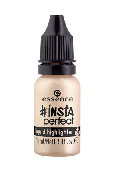 Insta Perfect Liquid Highlighter 10 Gold  Delist 15 ml