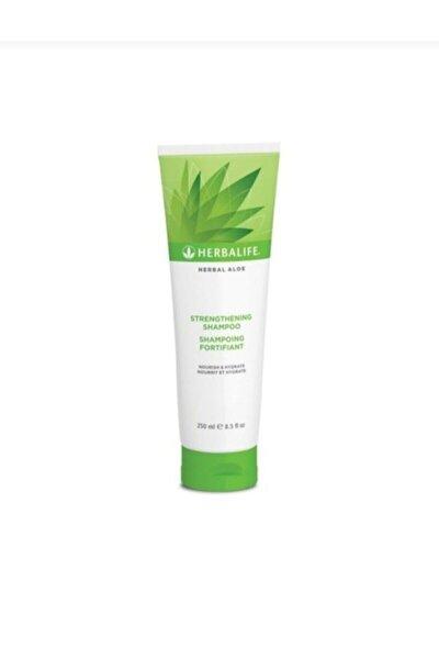 Herbal Aloe Güçlendirici Şampuan 250 Ml