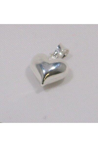 Gümüş Kalp Kolye Ucu, Charm