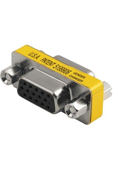 4813 Vga To Vga Dişi Dişi Çevirici 15 Pin Dönüştürücü Adaptör