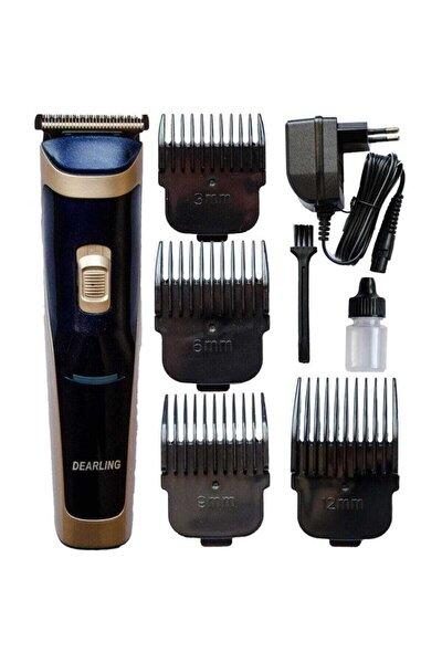 Profesyonel Şarjlı Saç Sakal Traş Tıraş Makinesi Rf - 650 342298043