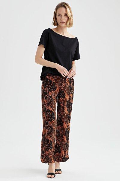 Kadın Relax Fit Pantolon J8739AZ21SM