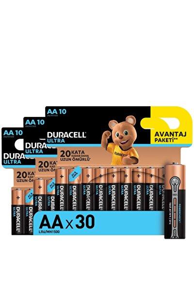 Ultra Alkalin Aa Kalem Piller, 30 Lu Paket