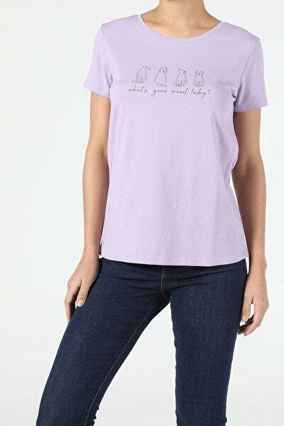 Kadın Kısa Kol Tişört