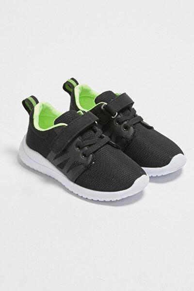 Erkek Çocuk Siyah E0N Sneaker