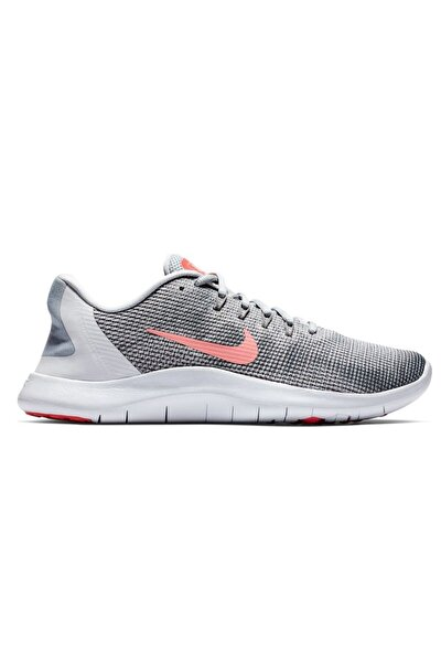 Kadın Gri Wmns Flex 2018 Rn Koşu Ayakkabısı Aa7408-011