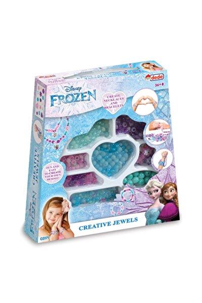 Frozen Çantalı Boncuk Takı Seti