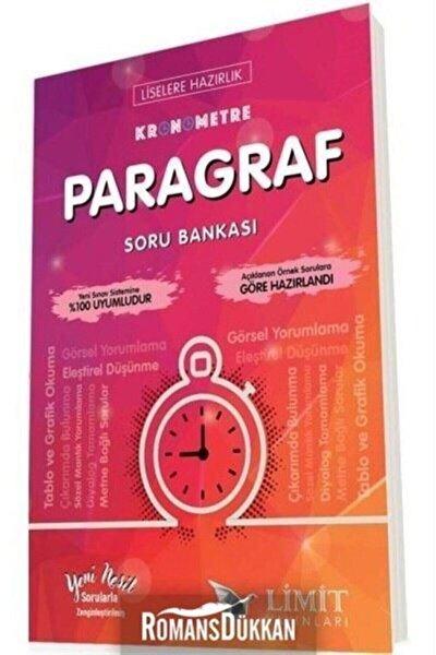 Limit 8.sınıf Lgs Kronometre Paragraf Soru Bankası
