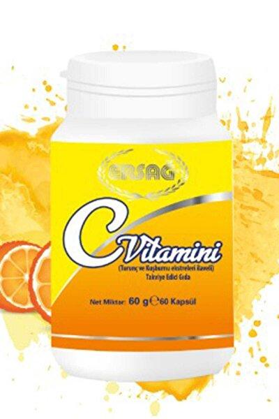 C Vitamini Kapsül (Turunç Ve Kuşburnu Ekstreleri Ilaveli )