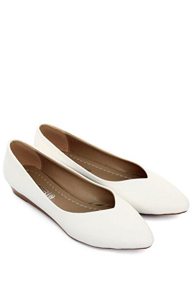 Beyaz Kadın Babet 40221