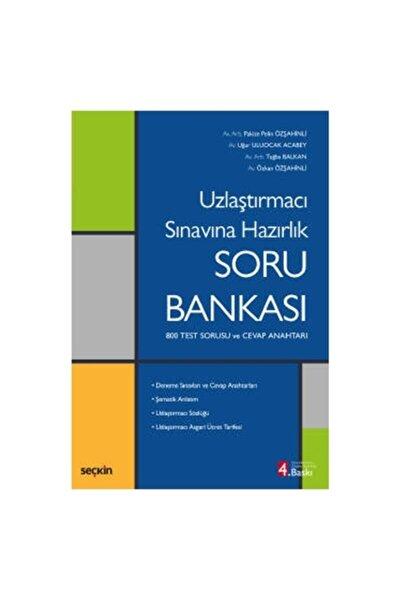 Uzlaştırmacı Sınavına Hazırlık Kitabı Soru Bankası Yeni Yargı Paketine ve Yönetmelik Değişikliği