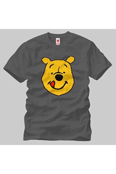 Pooh Face Unisex Tişört