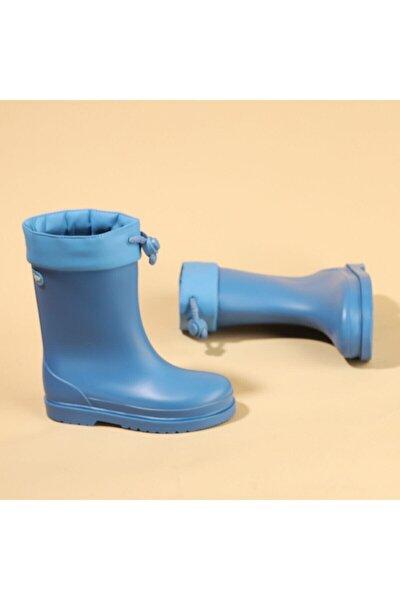 W10101 Chufo Cuello Kız/erkek Çocuk Su Geçirmez Yağmur Kar Çizmesi