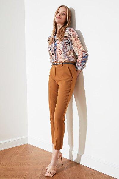 Camel Cigarette Pantolon TWOSS19ST0038