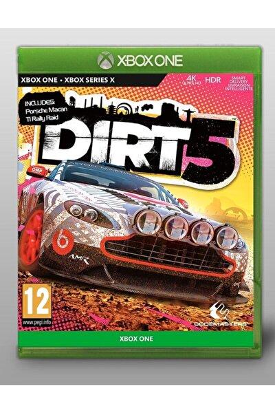 Dirt 5 Includes Porsche Macan T1 Rally Raid Xbox One