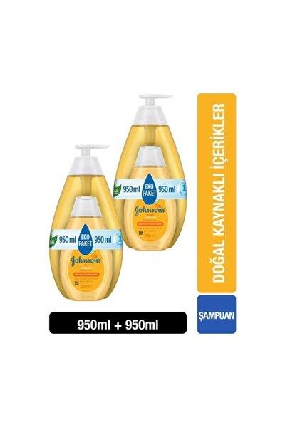 Johnson's Baby Şampuan 750+200 X2