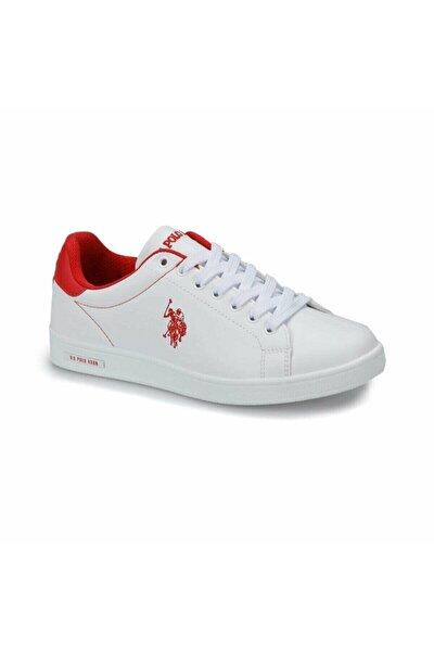 U.s Polo Assn. Kadın Beyaz Steve Summer Spor Ayakkabı
