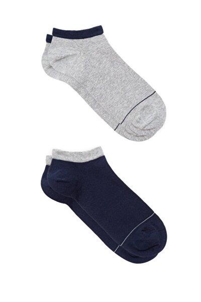2li Patik Çorap Seti 090273-25723