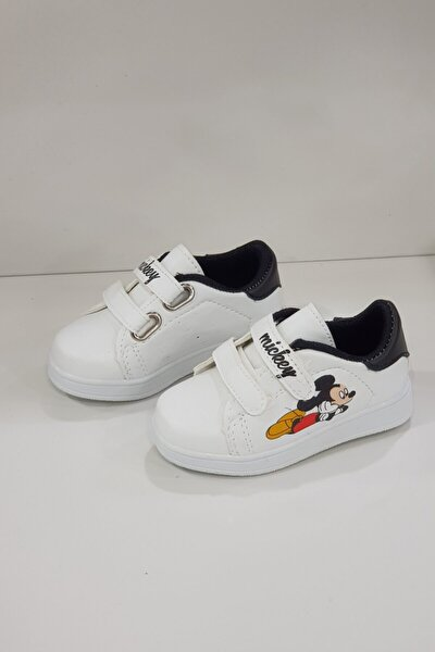 Çocuk Beyaz Ayakkabı