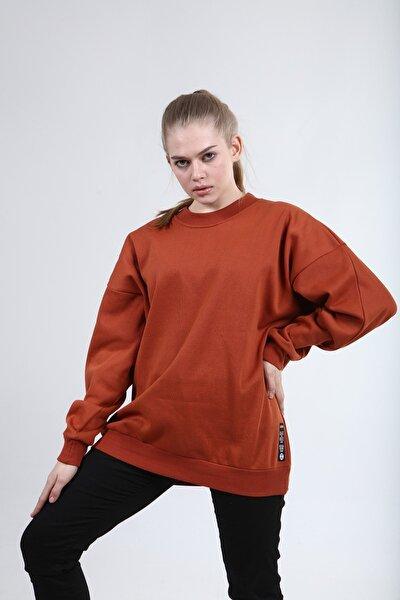 Kadın Kesim Polar Sweatshirt