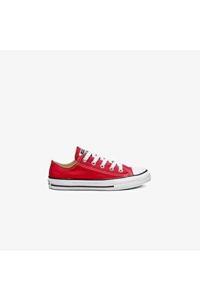 Unisex Çocuk Chuck Taylor All Star Kırmızı Sneaker 3J236C-S