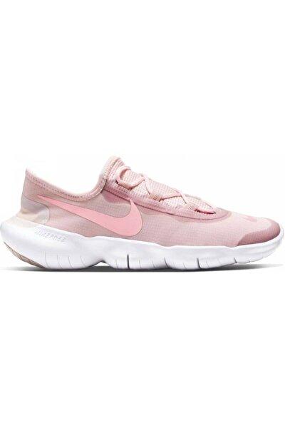 Wmns Free Rn 5.0 Pink/white 2020 Koşu Ayakkabısı