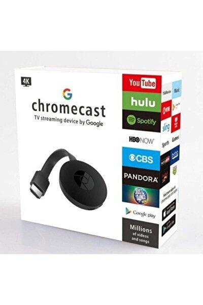 Chromecast Kablosuz Ekran Yansıtma 4k