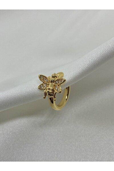 Arı Model Kıkırdak Küpesi