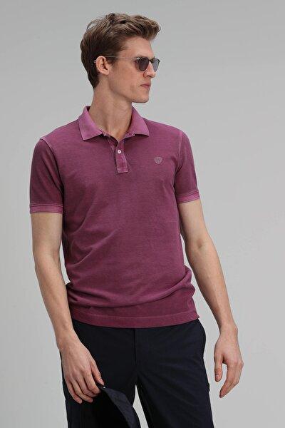 Vernon Spor Polo T- Shirt Mürdüm