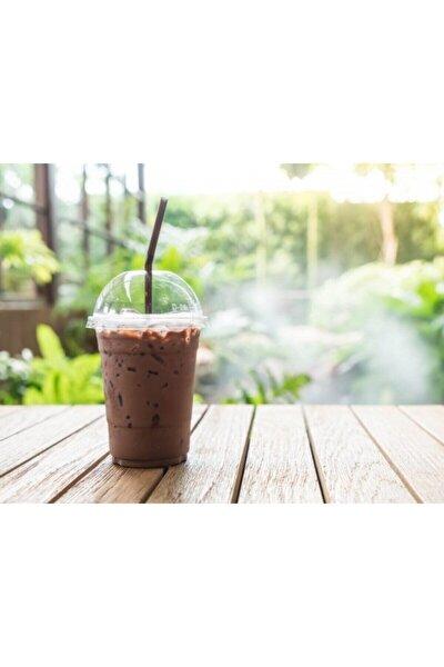Plastik Bardak Ekstra Kalın 350 Cc Milkshake Parti Bardağı 100 Adet