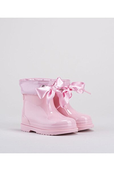 Kız Çocuk Pembe Bimbi Yağmur Çizmesi W10238/rosa
