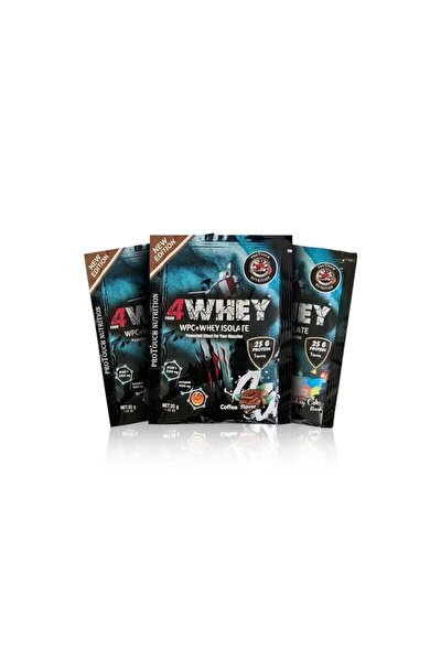 Protouch Nutrition 4whey 50 Şase Protein Tozu Mix