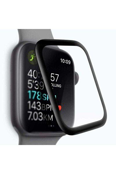 Apple Watch 1 2 3 4 5 6 Se Serisi 44mm Ekran Koruyucu Full Yapışkanlı Cam