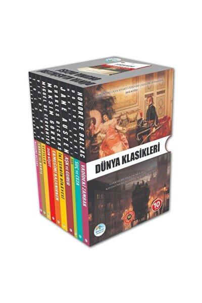 Dünya Klasikleri Okuma Dizsi 10 Kitap Set Maviçatı Yayınları